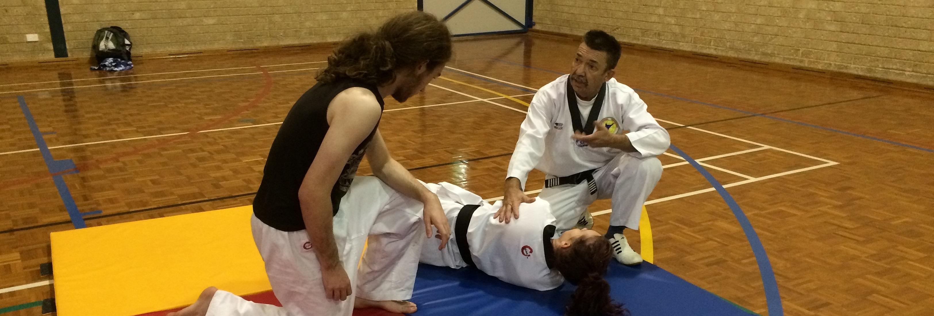 receive quality instruction at scarborough taekwondo